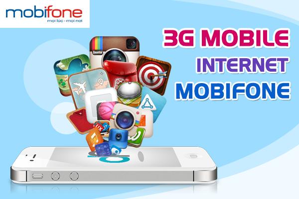 Cách đăng ký 3G Mobifone giá rẻ tốc độ cao 2017