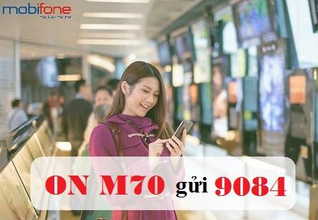 Gói M70 Mobifone