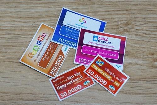 Cách kiểm tra thẻ cào đã dùng chưa?