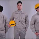 Xưởng may quần áo bảo hộ lao động giá rẻ 2018