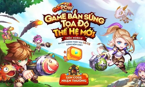 Game GunPow Mobi cho điện thoại