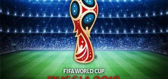 Lịch thi đấu chính thức của Worl Cup 2018