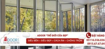 Tổng hợp các mẫu cửa nhôm Xingfa tại Quy Nhơn được ưa chuộng