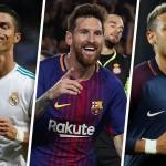 Top 10 cầu thủ xuất sắc tham dự Worldcup 2018