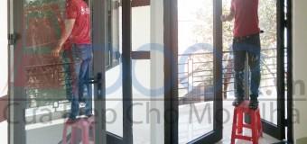 """""""HỎI"""" Thi công cửa nhôm Xingfa tại Quảng Bình ở đâu tốt?"""