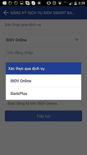 BIDV SmartBanking3