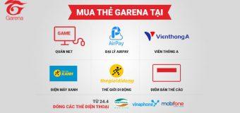Xóa bỏ phương thức mua thẻ Garena từ tổng đài SMS 9150 của Viettel