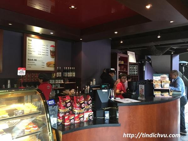 Quán Highland Cafe Đà Nẵng