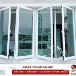 15+ Mẫu cửa sổ nhôm kính Xingfa được ưa chuộng 2018