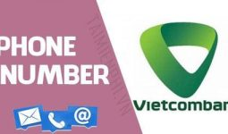 Số điện thoại tổng đài Vietcombank