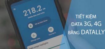Hướng dẫn tiết kiệm dung lượng 3G, 4G với tính năng Daily Limits của Datally
