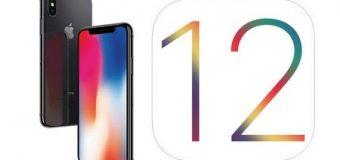 Thiệt bị iPhone, iPad nào được cập nhật iOS 12?