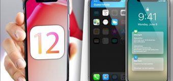 16 tính năng nổi bật trên iOS 12 – Thử trải nghiệm ngay nhé!