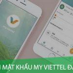 Khôi phục mật khẩu My Viettel trên điện thoại như thế nào?