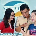 5 phút đểđăng ký tài khoản Viettel Portal nhanh nhất 2018