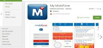 Hướng dẫn cách đăng ký tài khoản My MobiFone đơn giản nhất