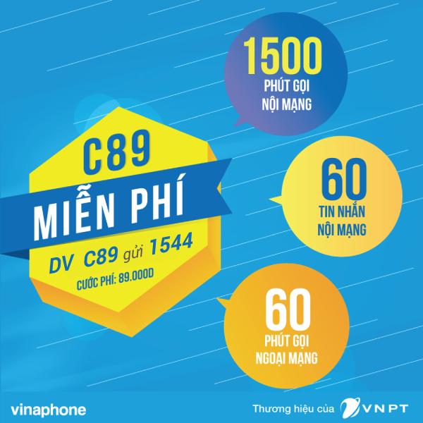 gói C89 của Vinaphone