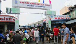 kinh nghiệm đi chợ cồn