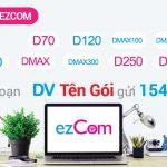 Hướng dẫn đăng ký các gói cước Ezcom 3G Vinaphone
