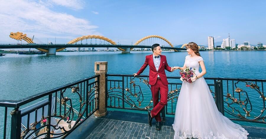 địa điểm chụp ảnh cưới tại đà nẵng đẹp nhất