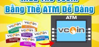 Mua bán Vcoin số lượng sỉ lẻ giá rẻ uy tín 2018