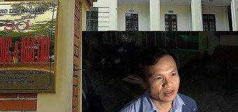 Phó Trưởng phòng Khảo thí & Quản lý chất lượng Hà Giang sửa điểm cho thí sinh như thế nào?
