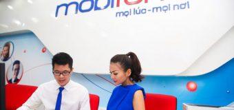Thời gian làm việc của cửa hàng giao dịch Mobifone