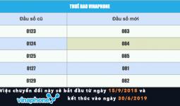 vinaphone đổi sim 11 số thành 10 số