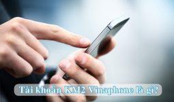 tài khoản khuyến mãi 2 Vinaphone