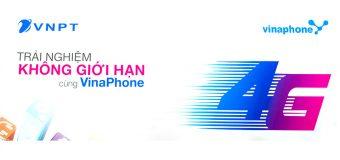 Hướng dẫn đăng ký gói cước 4G SPEED299 Vinaphone