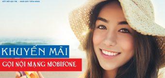 Các gói gọi nội mạng Mobifone trong ngày dưới 10k