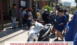 TOP10 Thuê xe máy tại Đà Nẵng