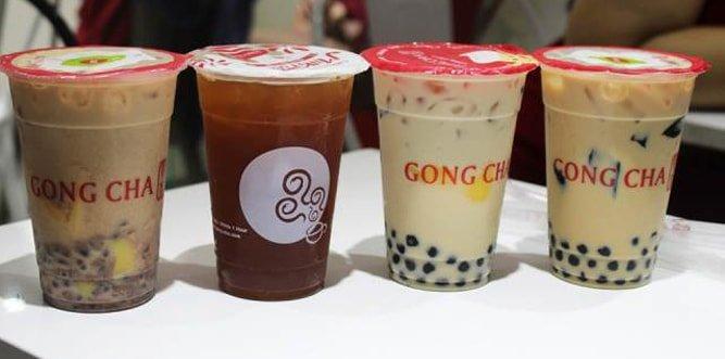 Quán trà sữa GongCha Đà Nẵng
