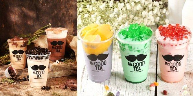 Quán trà sữa tại Đà Nẵng