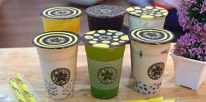 Quán trà sữa Tocotoco Đà Nẵng