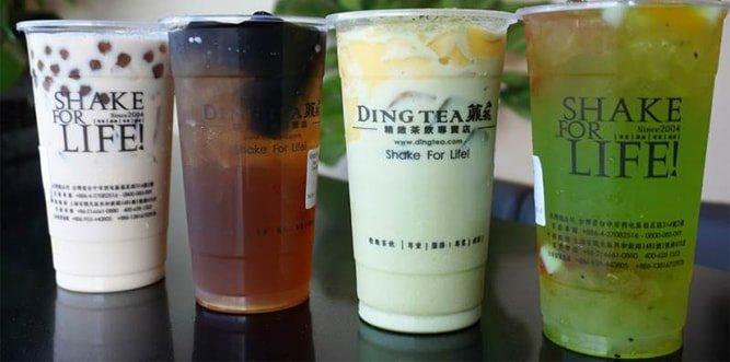 Trà sữa Ding Tea Đà Nẵng