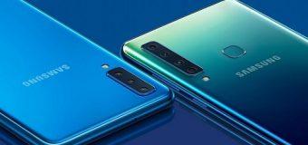 Có nên mua Samsung Galaxy A9 bản 2018?