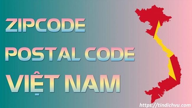 Mã zipcode Việt Nam