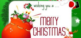Hướng dẫn cách tạo thiệp giáng sinh, Noel trên điện thoại