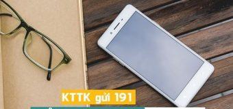 2 Cách kiểm tra dung lượng 3G Viettel còn lại