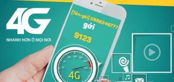 Cách đăng ký 4G Viettel ưu đãi khủng, không phát sinh cước