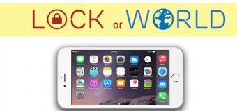 Hướng dẫn cách phân biệt iPhone Lock và iphone World (quốc tế)