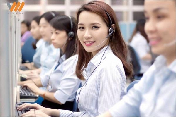 Số tổng đài Vietnamobile