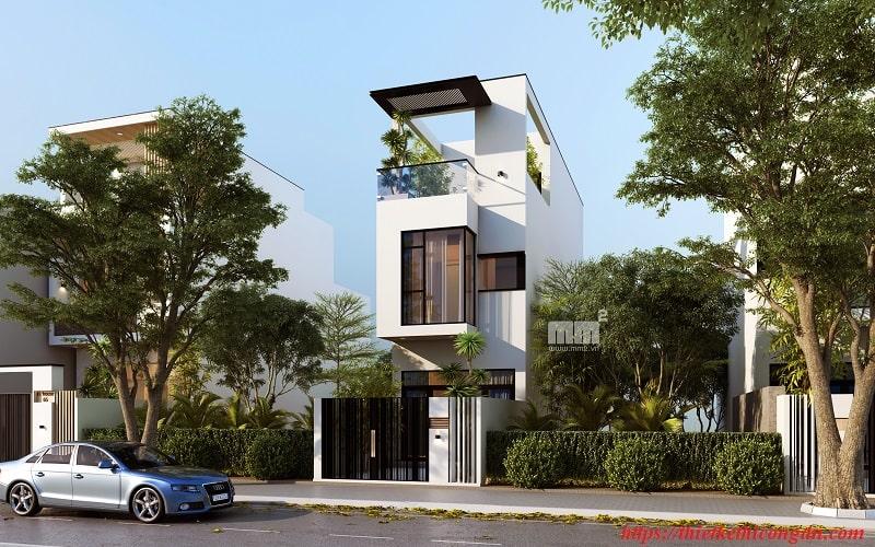 Thiết kế thi công nhà đẹp trọn gói tại Đà Nẵng