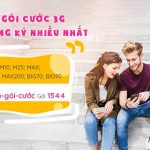 Cách đăng ký 3G VinaPhone 1 ngày, 1 tuần, 1 tháng giá rẻ HOT 2019