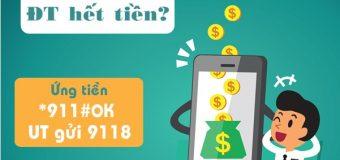 Bỏ túi 3 Cách ứng tiền Viettel 2019 nhanh chóng từ 5k – 50k