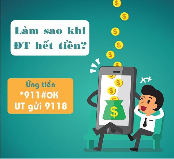 Cách ứng tiền Viettel 2019 nhanh chóng