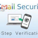 Cách bảo mật 2 lớp (xác minh 2 bước) cho tài khoản Gmail 2019