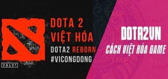 Cách bật ngôn ngữ Tiếng Việt trong Dota Auto Chess