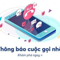 Đăng ký cuộc gọi nhỡ MCA Vietnamobile